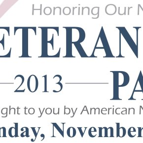 Honoring bravery and service with the annual Veterans DayCelebration